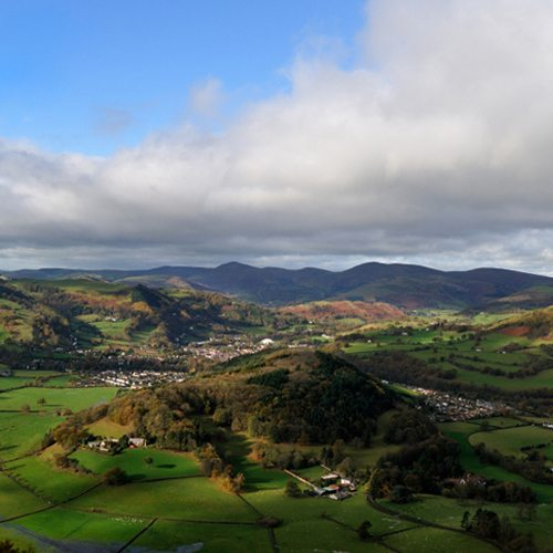 The Panorama Llangollen