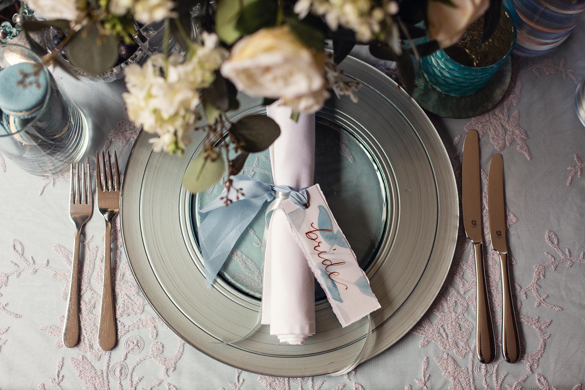 The brides Dinner assortment